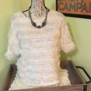 My Story Tops - Boutique fur blouse